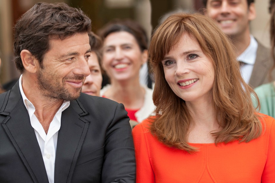 Patrick Bruel et Isabelle Carré... (PHOTO FOURNIE PAR AZ FILMS)