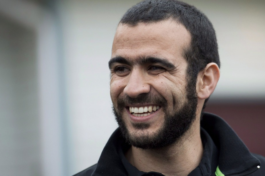 Omar Khadr... (Archives PC)