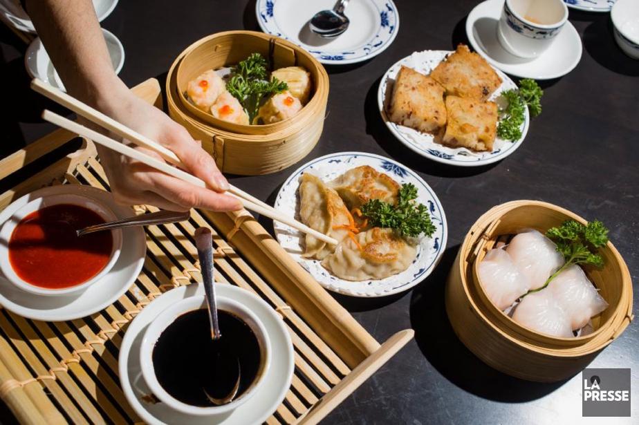 La cuisine cantonaise joue avec les textures (mou,... (PHOTO EDOUARD PLANTE-FRÉCHETTE, LA PRESSE)