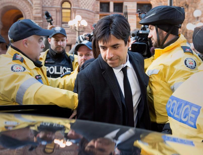 «Ce que le procès de Jian Ghomeshi a... (Photo Frank Gunn, archives La Presse Canadienne)