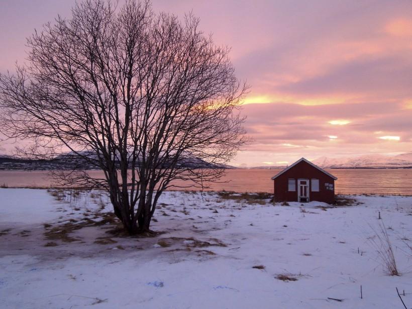 Tromsø est une île située au 69e parallèle, une latitude où même la pointe septentrionale du Québec ne s'aventure pas. (Kari Leibowitz)