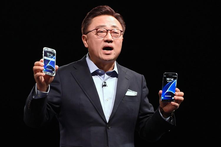 DJ Koh, président de la branche mobile de... (PHOTO REUTERS)