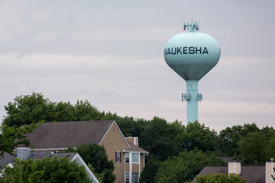 Situé en banlieue de Milwaukee, Waukesha souhaite bâtir... (PHOTO THE NEW YORK TIMES)
