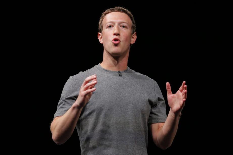 Le fondateur de Facebook, Mark Zuckerberg.... (Photo Manu Fernandez, AP)