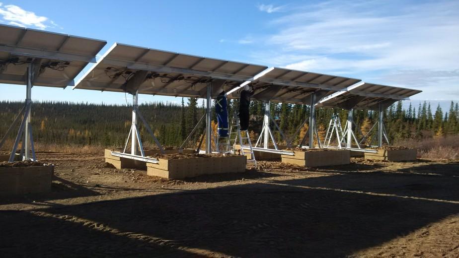 La Société d'électricité des Territoires du Nord-Ouest a... (PHOTO ARCHIVES LA PRESSE CANADIENNE)