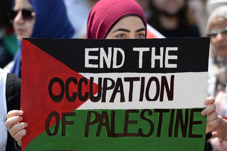 «Boycott, désinvestissement et sanctions» est une campagne internationale... (ARCHIVES PC)