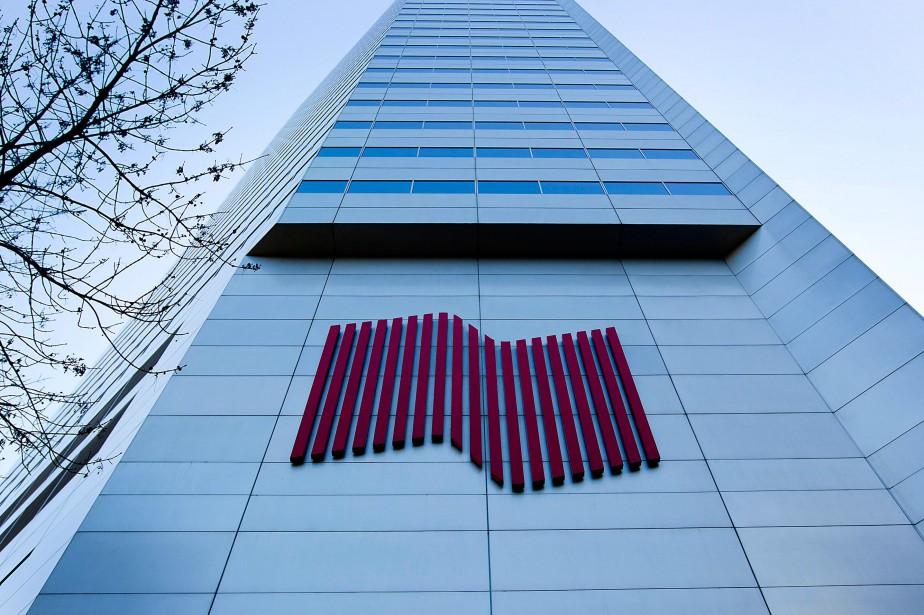 La Banque Nationale a vu ses profits dégringoler... (PhotoBrent Lewin, archives Bloomberg)