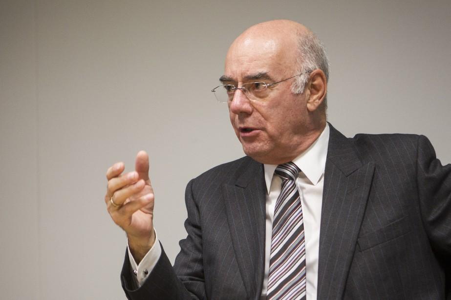 Le ministre des Transports Jacques Daoust... (Photo archives Le Soleil)