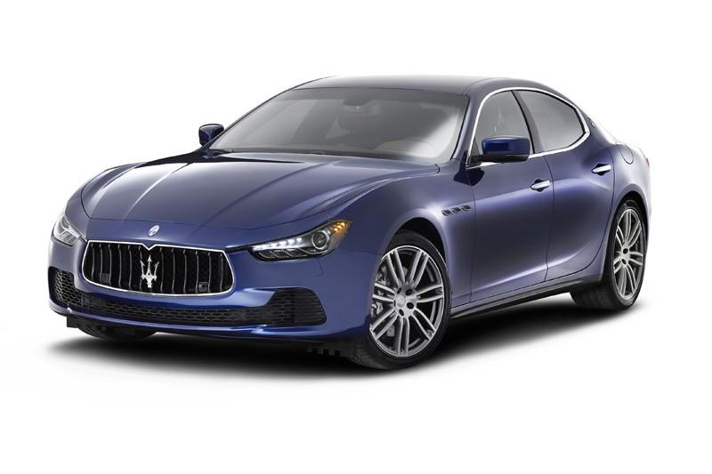 Maserati Ghibli 2016 (Photo fournie par Maserati)