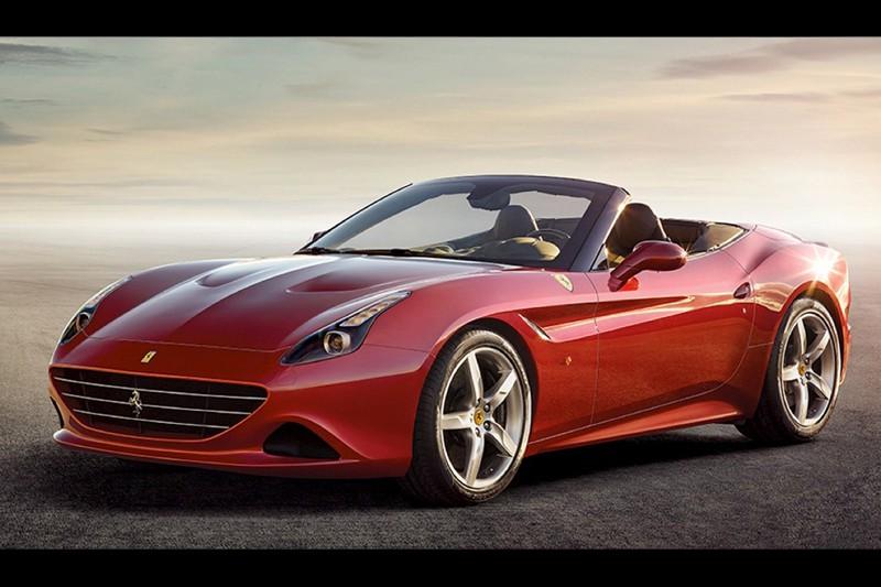 Ferrari California T 2016 (Photothèque Le Soleil)