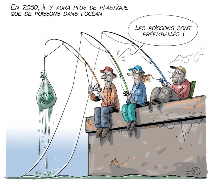 Caricature du 24 février | 23 février 2016