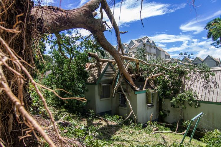 Le bilan du passage du cyclone Winston sur les îles... (PHOTO REUTERS)