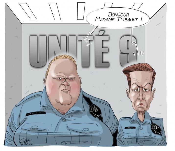Caricature du 25 février | 24 février 2016