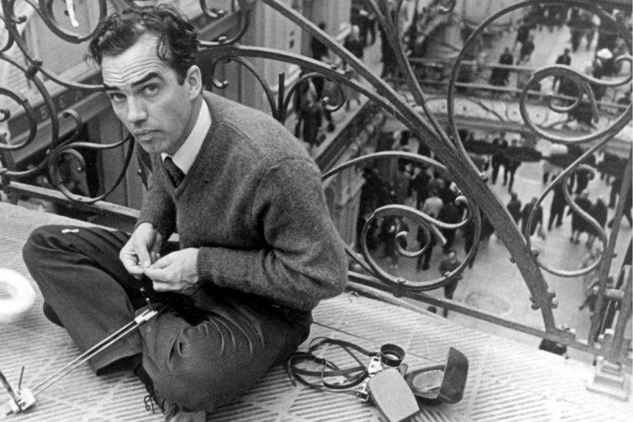 Colin Lowe en1967.... (Photo archives La Presse Canadienne)