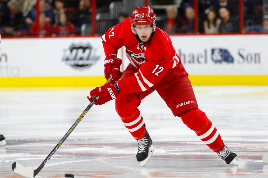Eric Staal... (Photo James Guillory, USA Today)