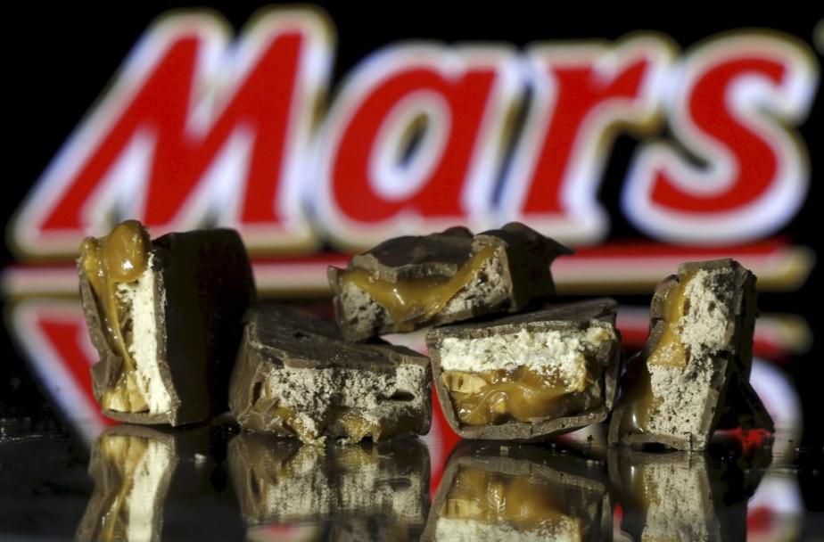 Mardi, le géant mondial du chocolat a décidé... (PHOTO DADO RUVIC, REUTERS)