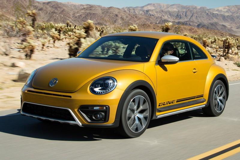 Volkswagen Beetle Dune 2016 —primeur québécoise (fournie par Volkswagen)