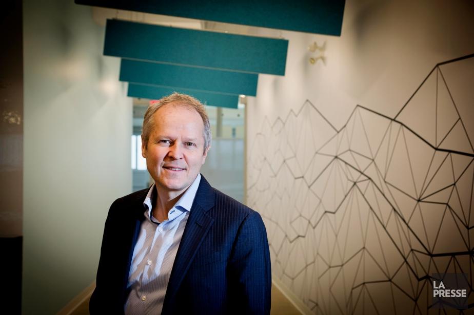 Le président et fondateur d'Ubisoft,Yves Guillemot.... (Photo Alain Roberge, archives La Presse)