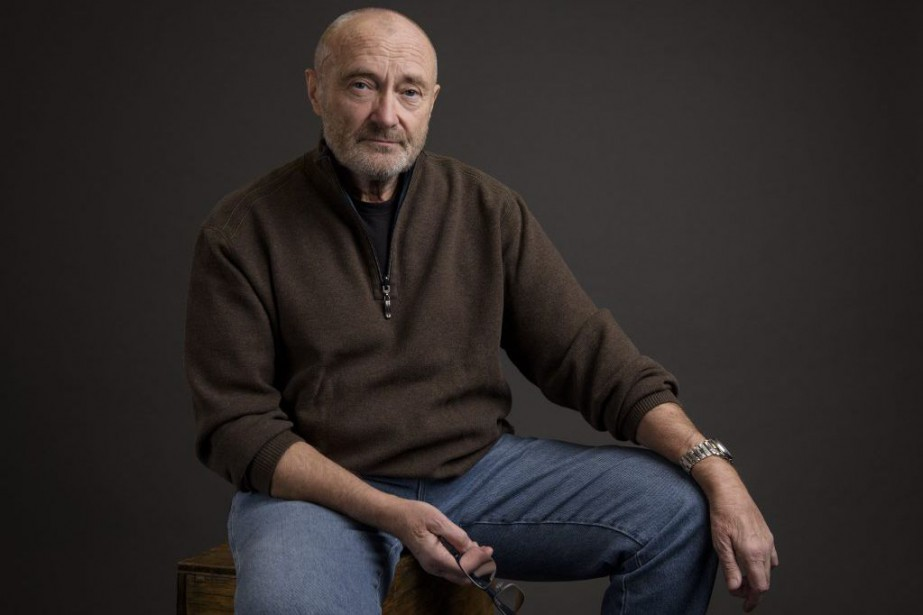 Phil Collins... (PHOTO ARCHIVES AP)