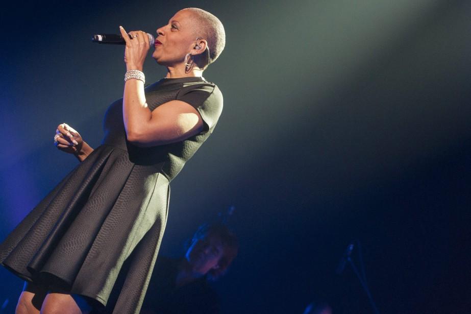 Kim Richardson (Photo Le Quotidien, Michel Tremblay)
