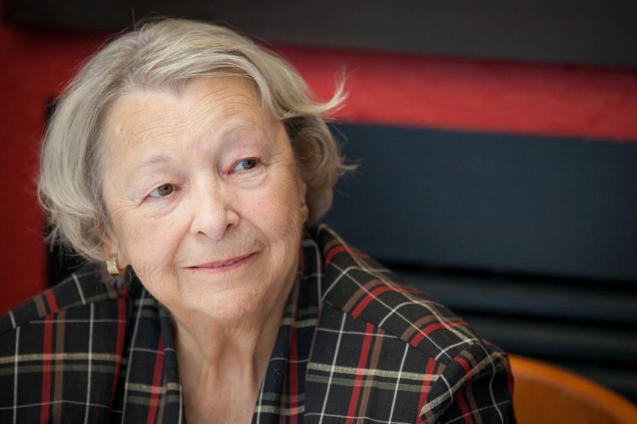 Dans une chronique publiée hier, Lise Payette revient... (PHOTO OLIVIER PONTBRIAND, archives LA PRESSe)