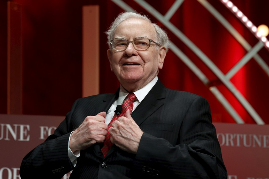 Warren Buffett... (PHOTO KEVIN LAMARQUE, ARCHIVES REUTERS)