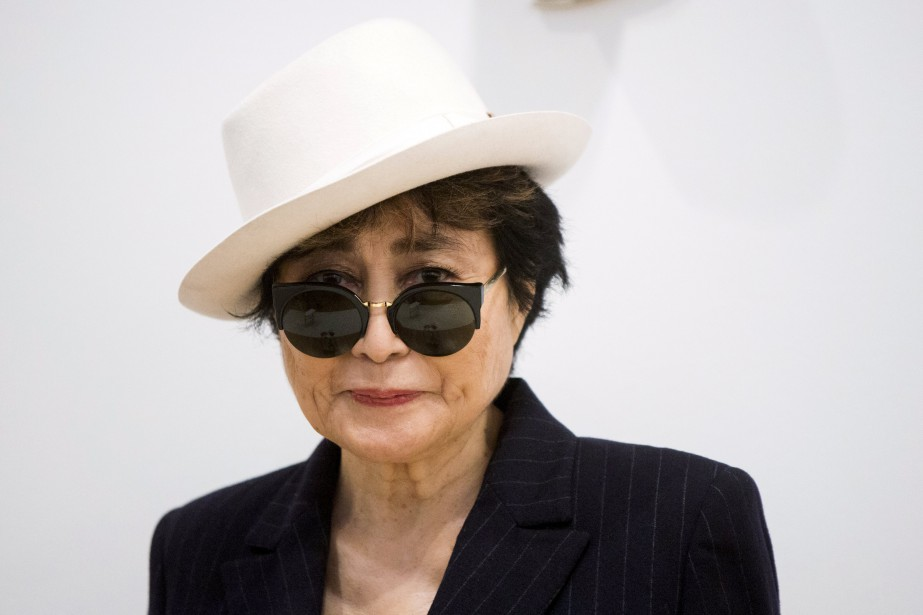 Yoko Ono réside toujours au Dakota Building, célèbre... (PHOTO LUCAS JACKSON, ARCHIVES REUTERS)