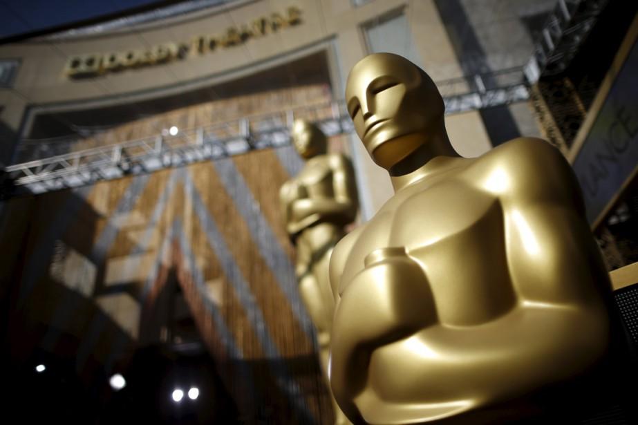La cérémonie des Oscars, c'est beaucoup de... (PHOTO LUCY NICHOLSON, REUTERS)