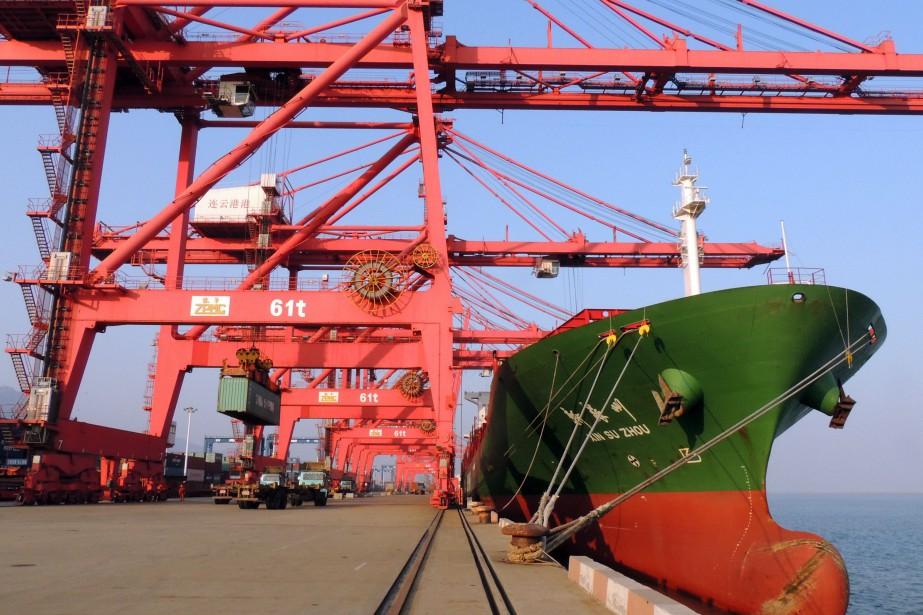 Les économies des pays émergents, dont la Chine,... (photo archives agence france-presse)