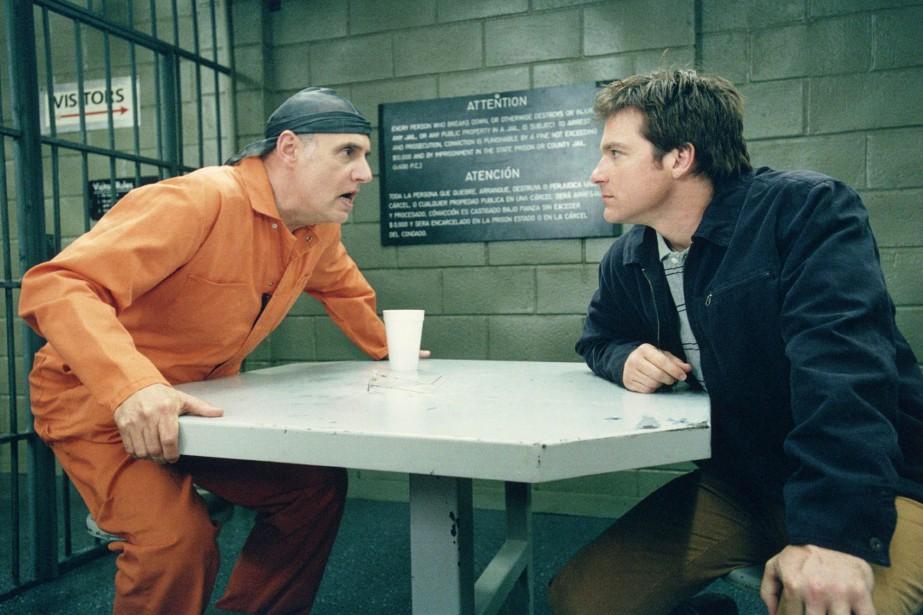 Jeffrey Tambor et Jason Bateman dans la série... (PHOTO FOURNIE PAR FOX)