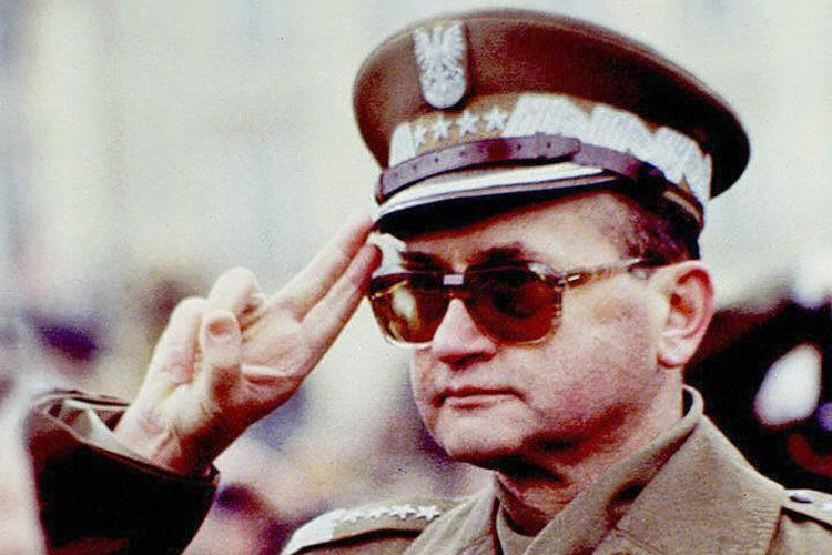 Wojciech Jaruzelski en 1981.... (PHOTO AFP)