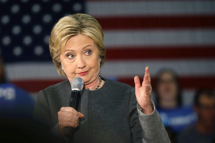 Hillary Clinton... (PHOTO AP)