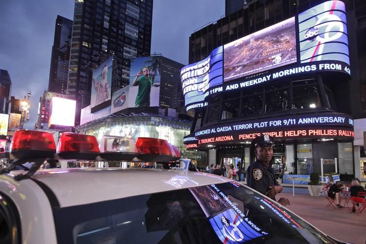 La police de New York n'arrêtera plus les auteurs de certaines... (PHOTO AP)
