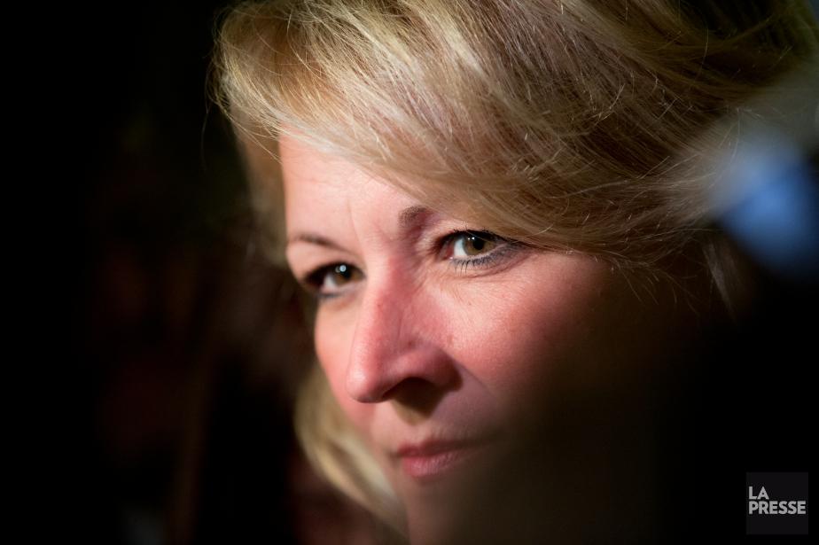 La ministre de la Condition féminine LiseThériault a... (Photo Ivanoh Demers, archives La Presse)