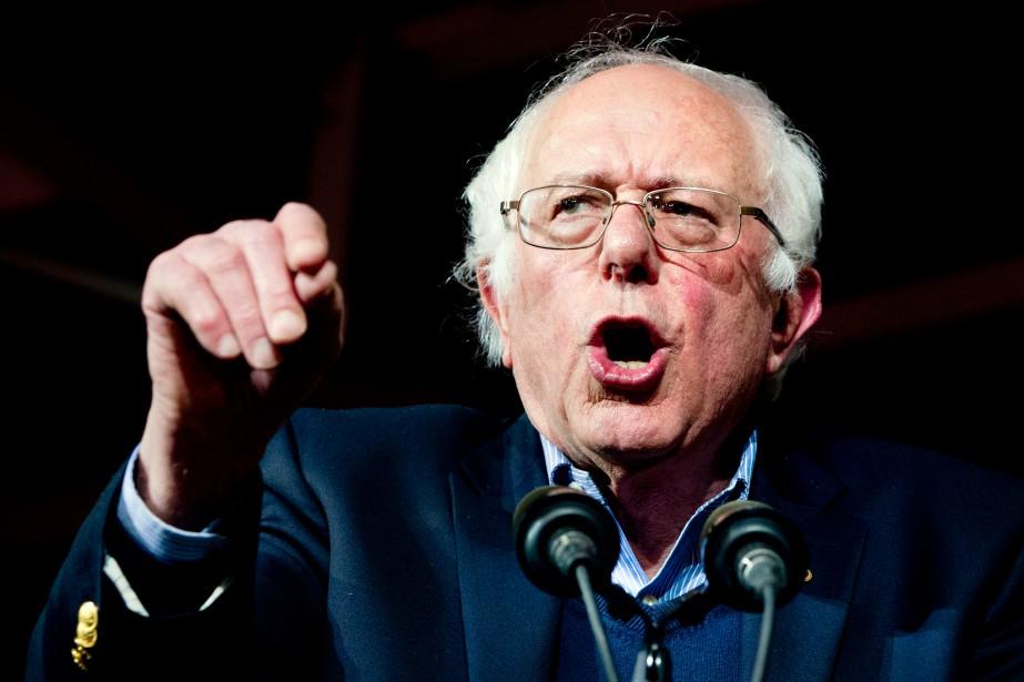 Bernie Sanders... (Photo Jacquelyn Martin, Associated Press)