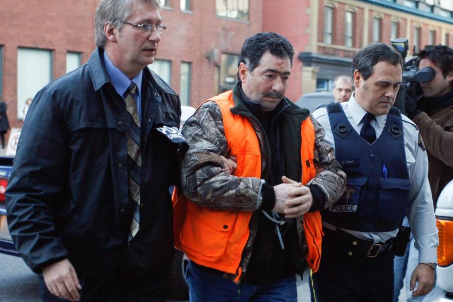 Francesco Arcadi avait été arrêté en 2006 dans... (Photo François Roy, archives La Presse)