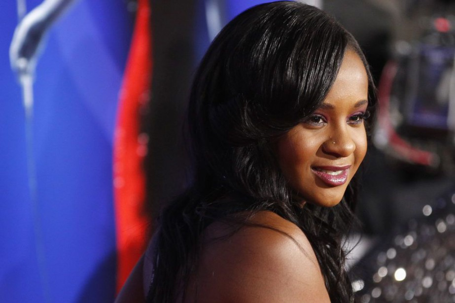 Bobbi Kristina Brown à la première du film... (PHOTO ARCHIVES REUTERS)