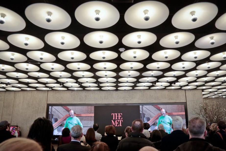Le Metropolitan Museum de New York s'étend à l'ancien domicile du... (PHOTO AP)