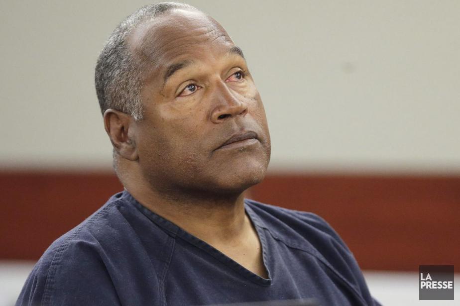 O. J. Simpson avait été acquitté mais purge... (Photo d'archives)