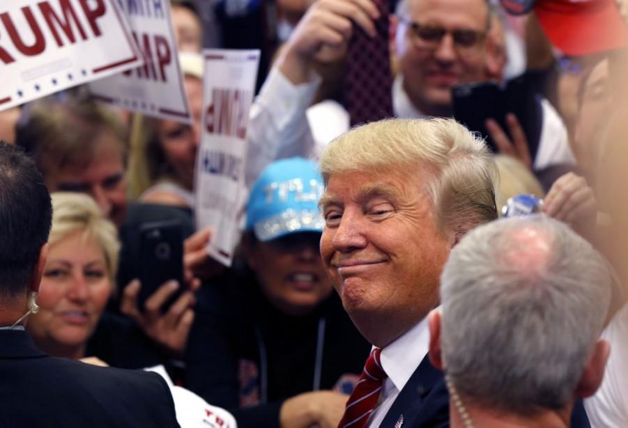 L'élite du parti et ses soutiens restent tétanisés... (Photo AP)