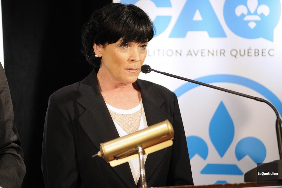 La Coalition avenir Québec a déjà choisi sa... (Photo Archives Le Quotidien)