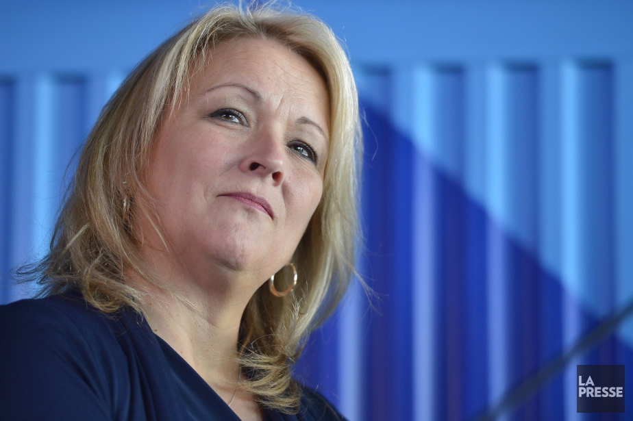 La ministre Lise Thériault... (Photo Archives, La Presse)