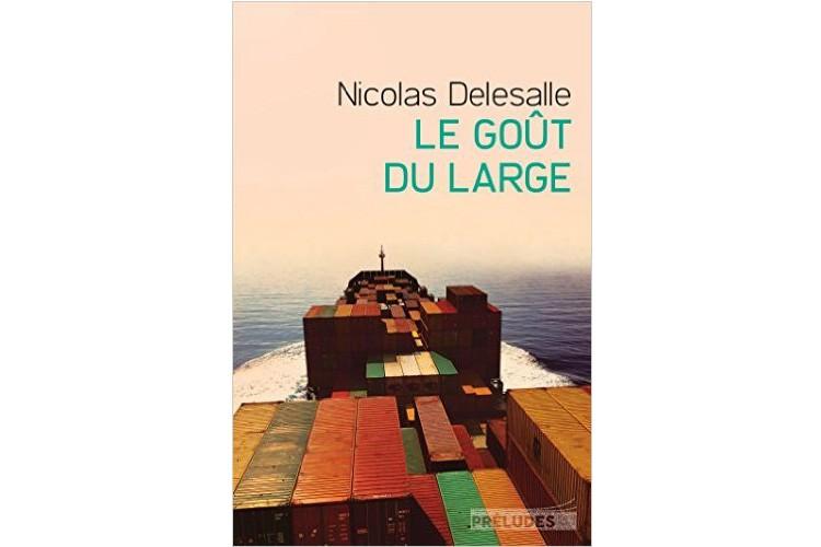 Nicolas Delesalle a publié il y a trois ansUn parfum d'herbe coupée,...