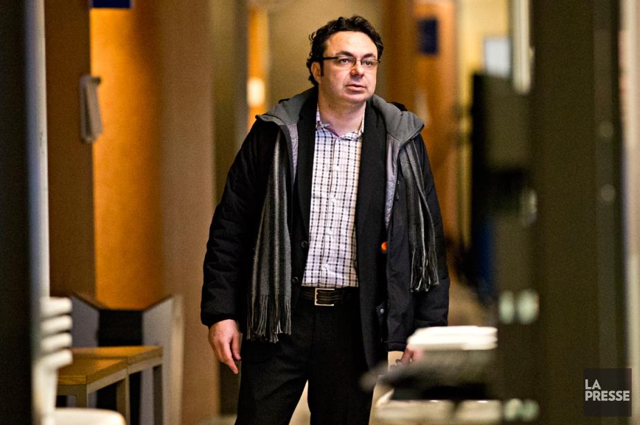 Maxime Roussy, 40 ans,est accusé de leurre sur... (PHOTO PATRICK SANFAÇON, ARCHIVES LA PRESSE)