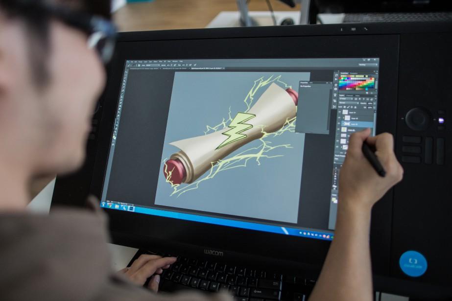Execution Labs, unaccélérateur spécialisé dans les jeux vidéo,... (PHOTO EDOUARD PLANTE-FRÉCHETTE, archives LA PRESSE)