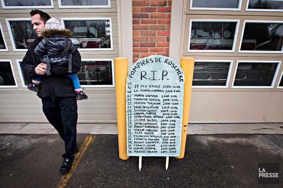 La ville de Rosemère a licencié ses 38... (PHOTO PATRICK SANFACON, LA PRESSE)