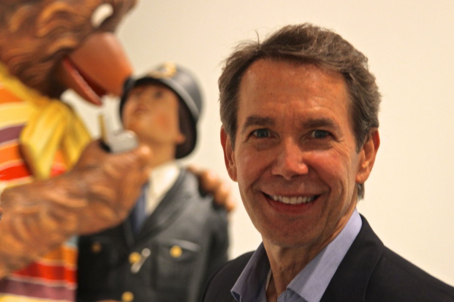 Photo tiré du film Jeff Koons: Diary of a Seducer,... (PHOTO FOURNIE PAR LE FIFA)