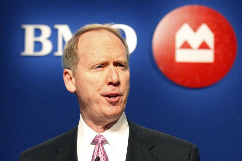 William Downe, PDG de BMO Groupe financier.... (PHOTO ARCHIVES REUTERS)