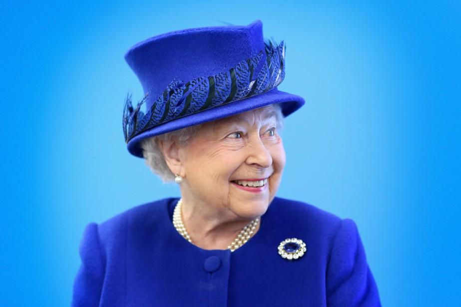 La reine Élisabeth II à Londres, le 8... (PHOTO CHRIS JACKSON, GETTY IMAGES)
