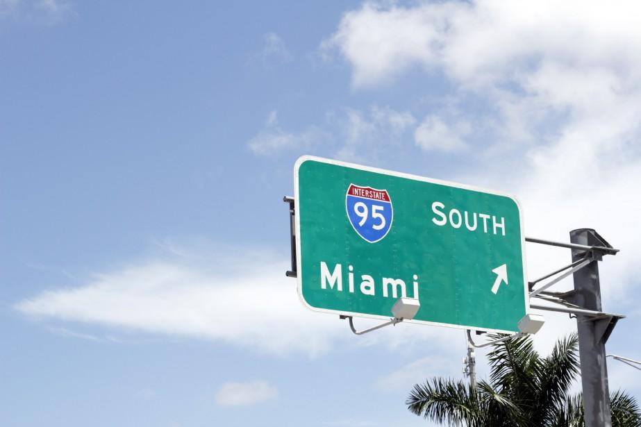 L'autoroute I-95 est l'une des plus intéressantes des... (PHOTO THINKSTOCK)